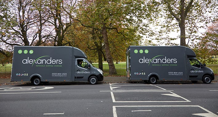 Alexanders Rebrand Launch