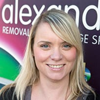 Alexanders Removals Amber